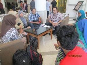 Satu jam bersama Pak Anies Baswedan