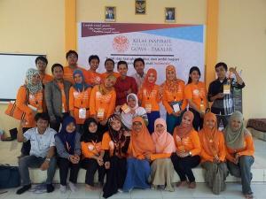 Relawan Panitia Kelas Inspirasi Gowa-Takalar