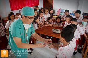 Dokter Bedah Menginspirasi~Kelas Inspirasi Gowa