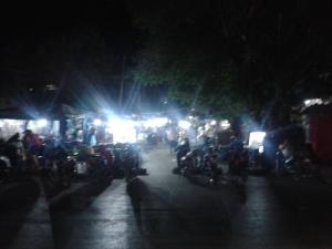 Bagian depan Kampung Solor