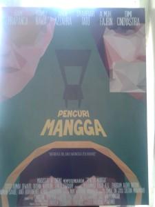 Poster film pencuri mangga
