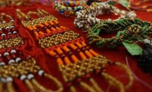 Gelang khas Toraja (foto: koleksi pribadi)