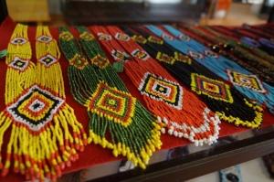 Rantai dengan motif khas Toraja (foto: koleksi pribadi)