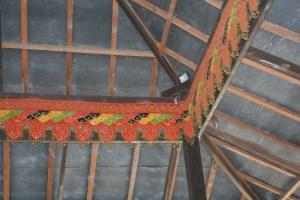 Hiasan Lamming di Plafond